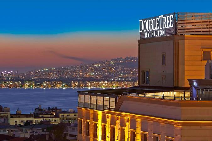 Double Tree By Hilton İzmir Alsancak