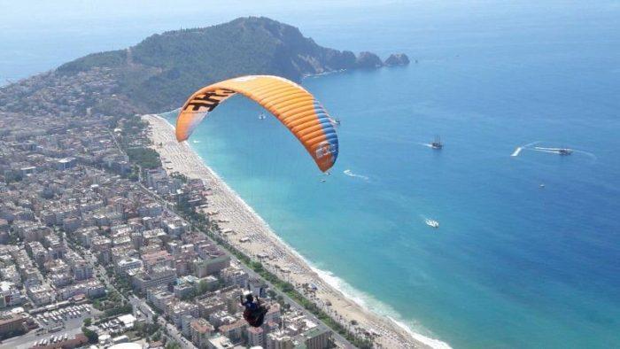 Paragliding Alanya